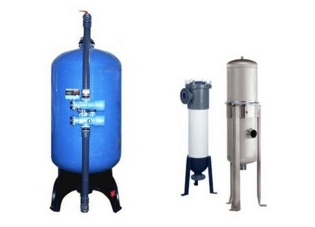 Filtrazione acque